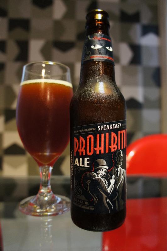 Prohibition Ale – A Cerveja Artesanal de São Francisco