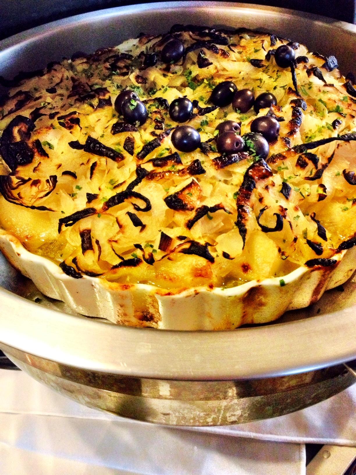 Manjar do Marquês, Dedicado à Cozinha Portuguesa