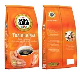 Café Bom Jesus Lança Embalagem Stand-up-Pouch