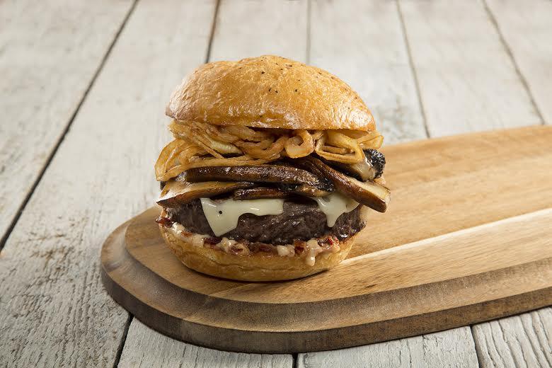 Applebee´s Lança dois novos Burgers!