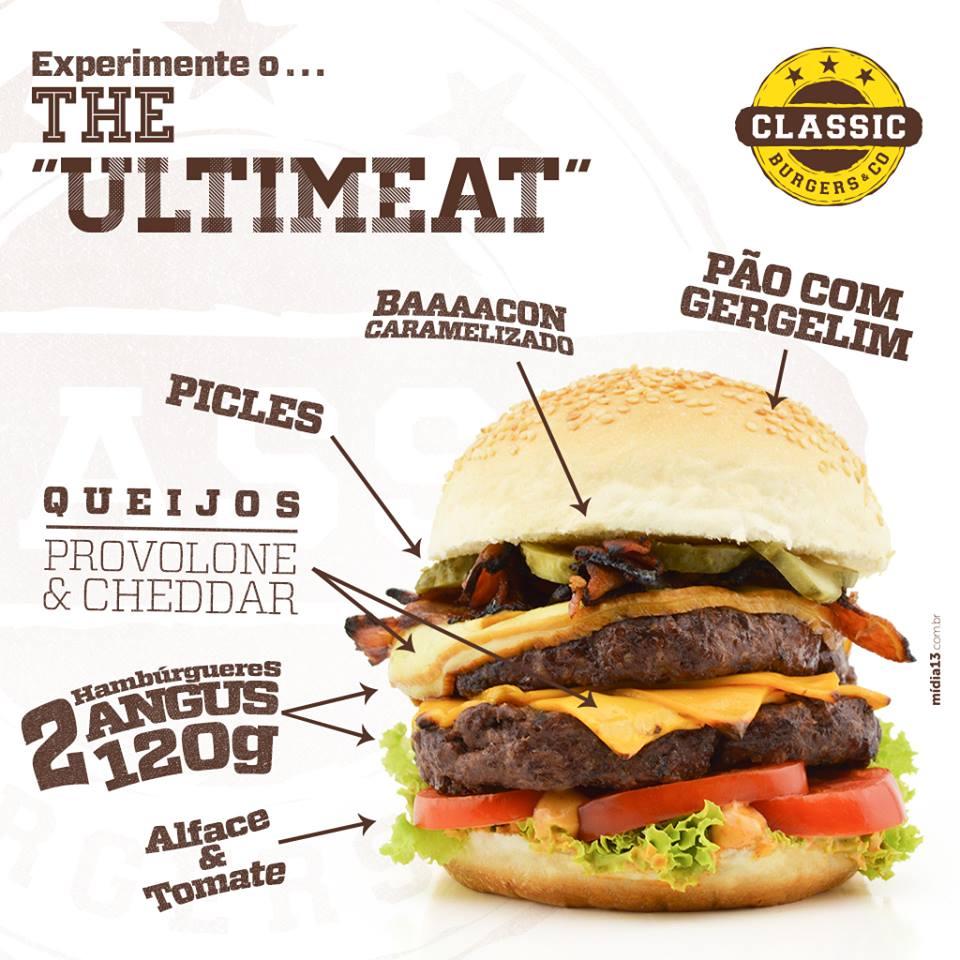 A Hamburgueria inaugurou recentemente e tem um cardápio variado de burgers de tirar o fôlego!!