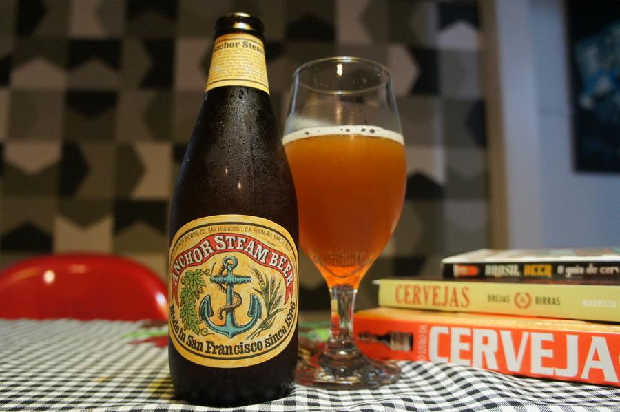 Cerveja Anchor Steam, Versátil como a Califórnia
