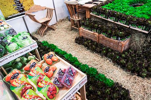Feira de Produtos Orgânicos e Naturais Começa dia 4 de Junho
