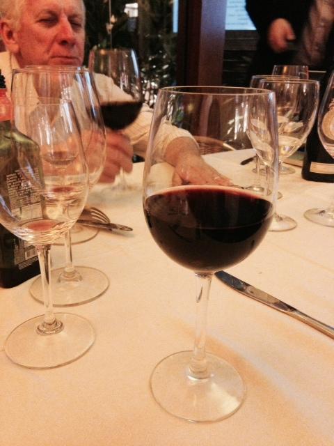 Jantar Navegantes e Vinícola Masi em Piracicaba