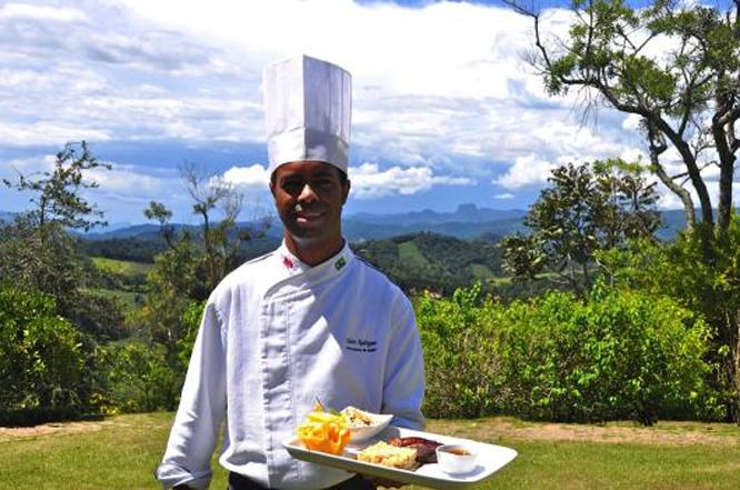 Pousada Quinta dos Pinhais tem Novo Chef