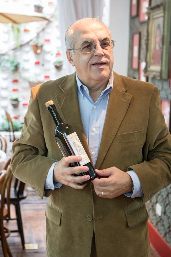 'Cabral dos Vinhos' fala sobre Cortiça Dias 8 e 29 de Agosto no Senac