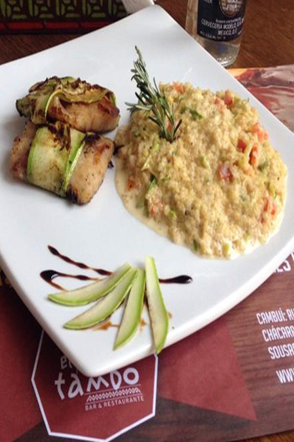 El Tambo em Campinas apresenta novos pratos no Festival Gastronômico Sustentável de Primavera