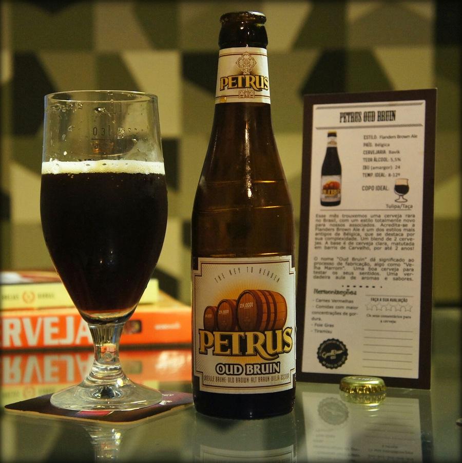 Cervejas Petrus estilo belga