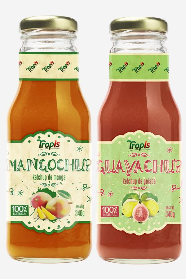 Cossari Alimentos lança dois ketchups produzidos com frutas tropicais