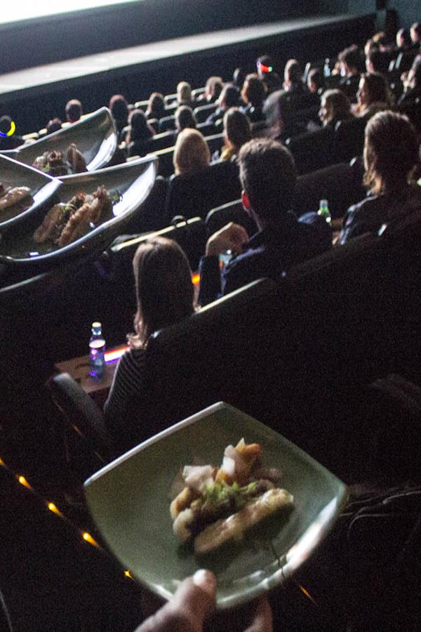 Mesa no Cinema abre a programação da Semana Mesa SP 2014 com experiência que reúne gastronomia e cinema