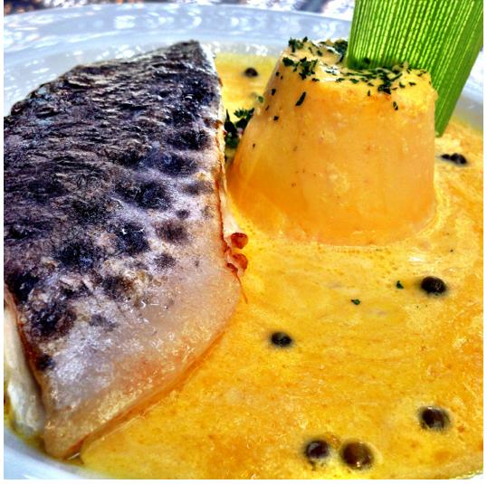 Prato da Chef Sanny Braga, do Navegantes Restaurante participa do Sabor de São Paulo