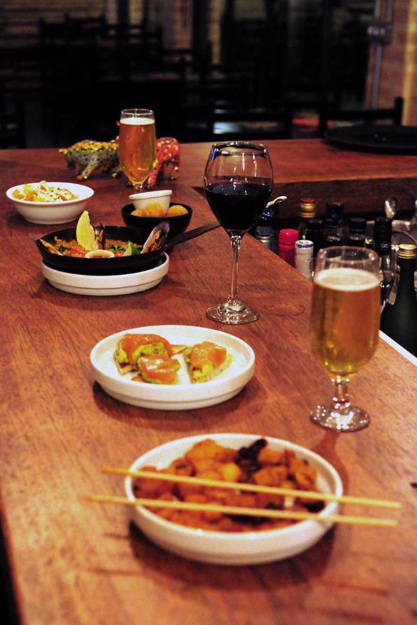 Barceloneta Bar y Tapas em Piracicaba está cheio de novidades