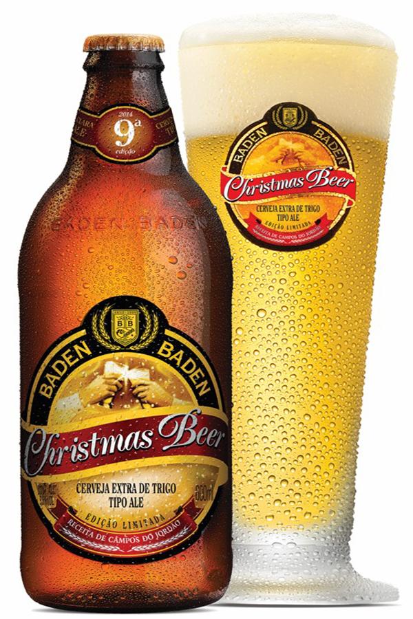 Chega Baden Baden Christmas Beer