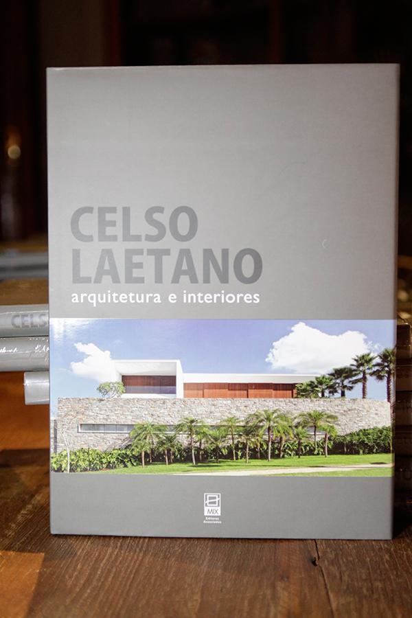 Livro de Celso Laetano destaca estilo de morar bem