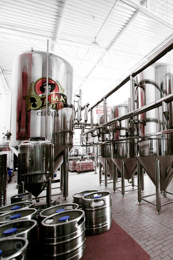 Dama Bier em Piracicaba oferece tour de visitação à fábrica