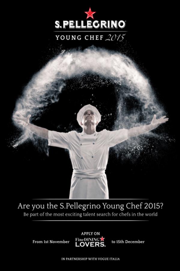 S. Pellegrino anuncia seletiva brasileira do Young Chef 2015