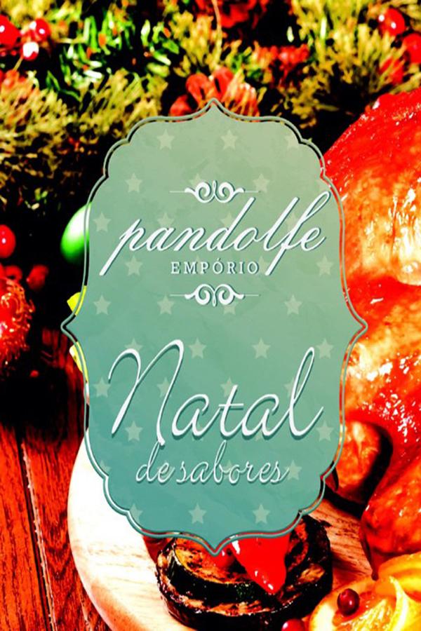 Natal de sabores no Empório Pandolfe de Piracicaba