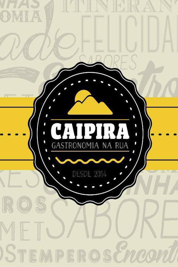 Caipira, o 1º Food Truck de Piracicaba