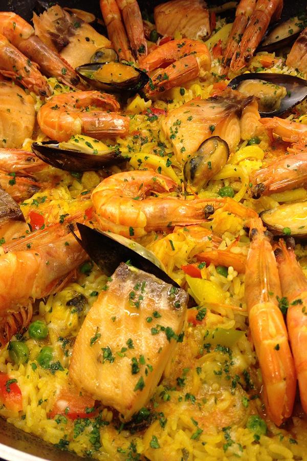 Almoço com uma pitada internacional na Confeitaria Romana em Campinas