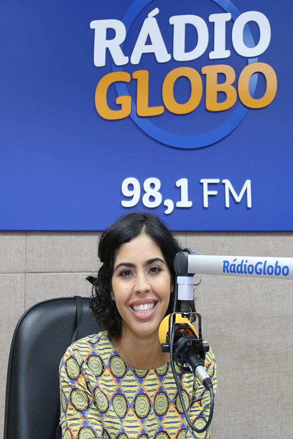 Obesidade Infantil é foco da apresentadora Bela Gil na Rádio Globo