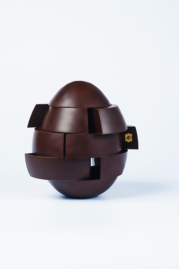 "Hotel Shangri-La Paris apresenta o ""Egg Puzzle"""