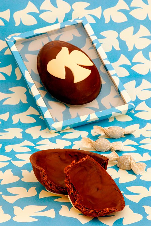 Tchocolath SP lança ovos sabores Amaretto e Colomba Pascal