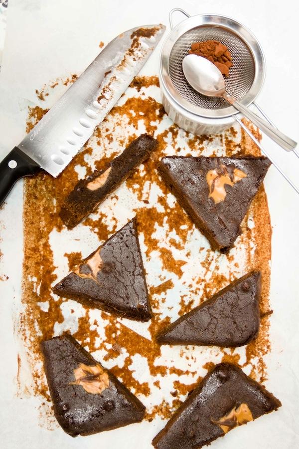 Brownie sem glúten e sem lactose