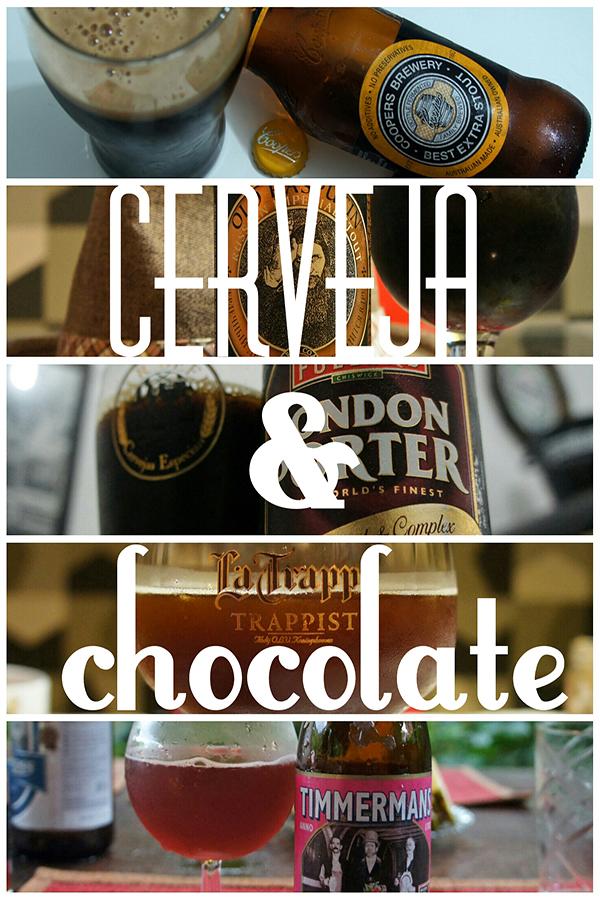 Cerveja e Chocolate: Quando o lúpulo encontra o cacau (e vice-versa)