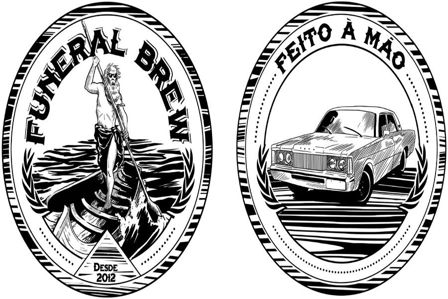 Funeral Brew, cervejas artesanais de Piracicaba.