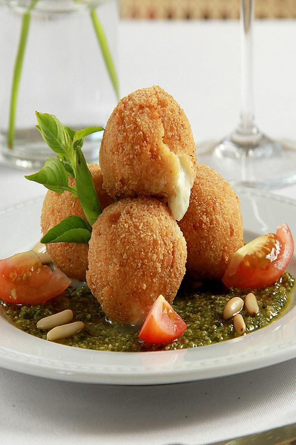 Terraço Itália em SP apresenta o Mozzarella Bar