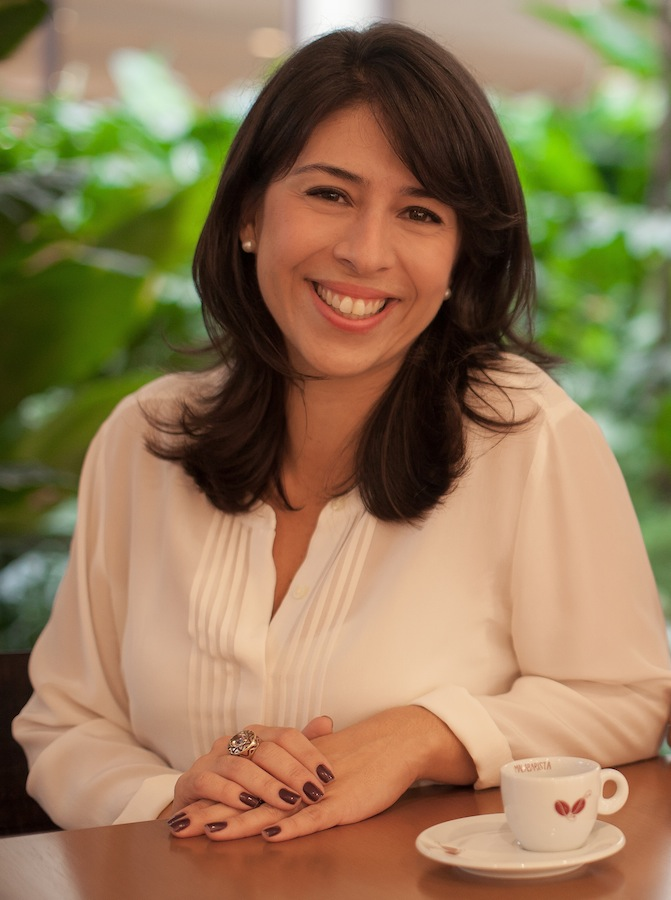 Marilia Luz, do Malabarista Cafés Especiais em Campinas