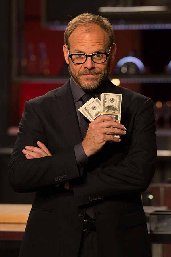 Cutthroat Kitchen é o novo programa apresentado por Alton Brown