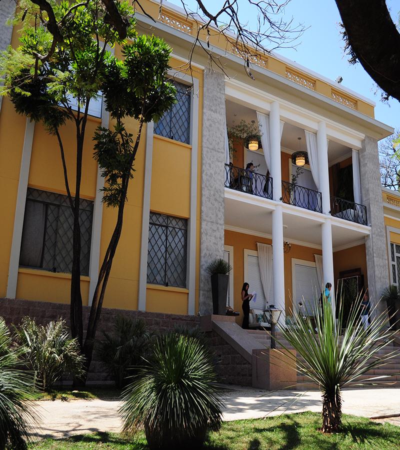 Casa Cor Campinas entrega Palácio do Bispo para Arquidiocese da cidade