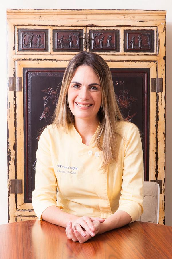 Confira entrevista exclusiva com Cecilia Padilha do MasterChef