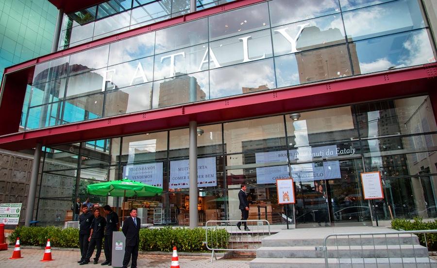 Eataly em São Paulo inaugura dia 19 com 8 restaurantes