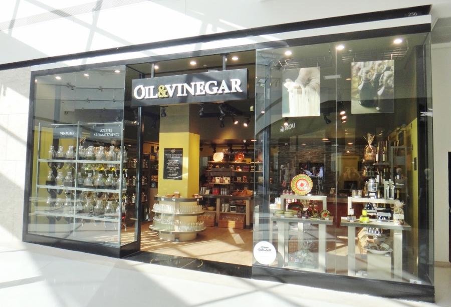 Loja Oil & Vinegar abre na expansão do Shopping Iguatemi Campinas.