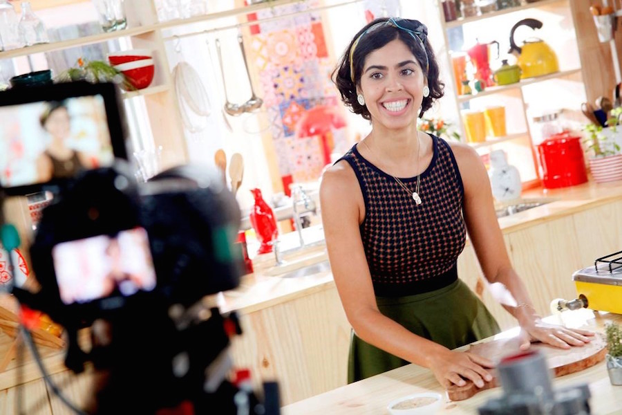 Fashion & Health traz Bela Gil para Campinas em Workshop de Culinária Saudável