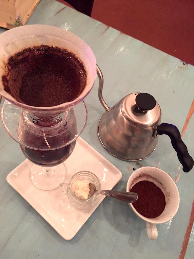 Meu pé de Café inaugura em Piracicaba elevando o status do café com grãos especiais e extrações corretas. Foto Senhora Mesa.