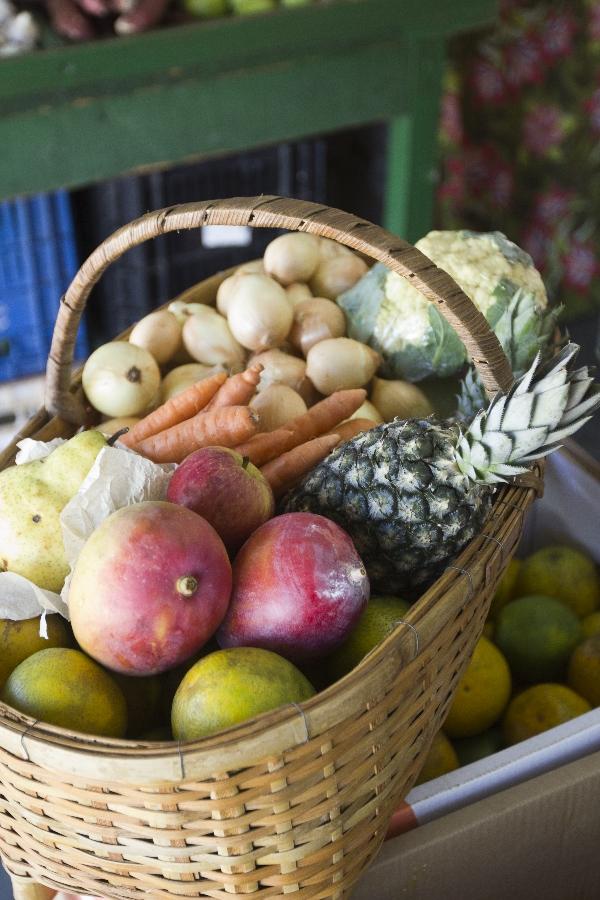 Cesta de orgânicos em Limeira entrega em toda a região na porta de casa.
