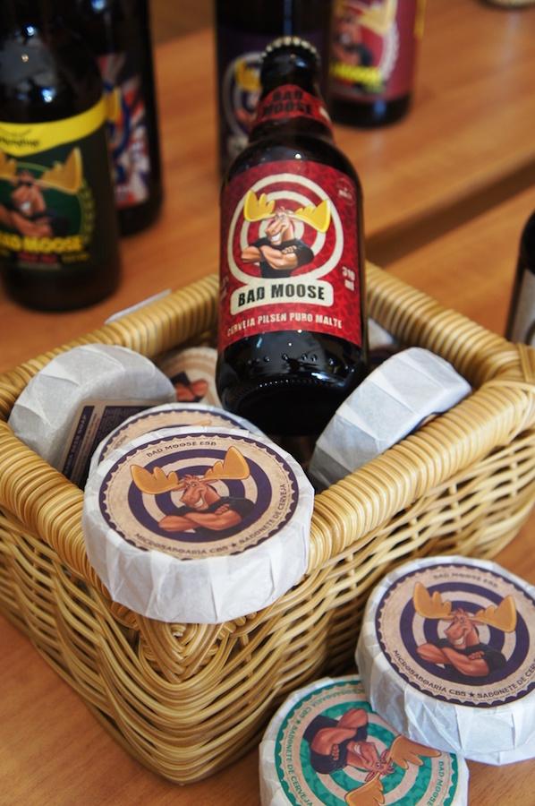Sabonetes de cerveja e kits para presentear!