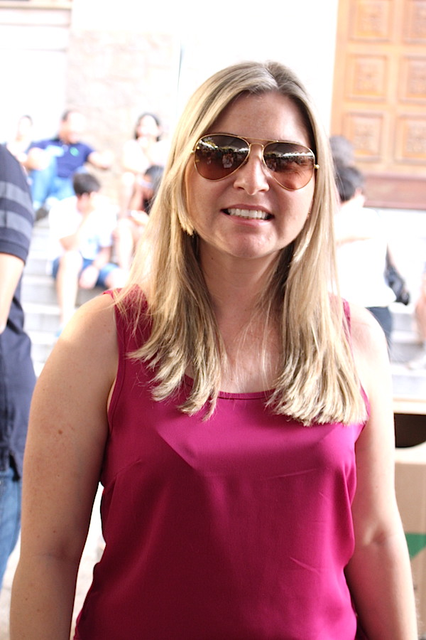 """Turismo Gastronômico fortalecido em Piracicaba. """"Levamos os chefs para as ruas com pratos gourmets a preços acessíveis"""", diz a secretária de Turismo de Piracicaba, Rose Massarutto."""