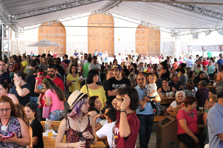 Em 9 horas de evento foram servidos mais de 8 mil pratos e mais de 6 mil pessoas compartilharam seu domingo conosco.