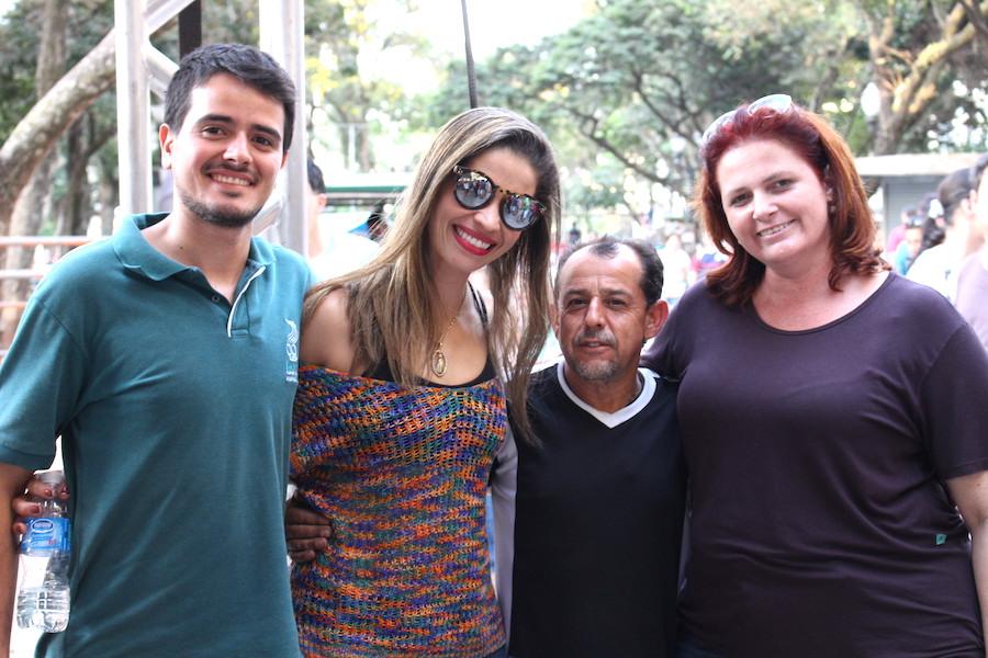 Equipe da Setur, Secretaria de Turismo, trabalhou em peso no evento deixando todos os detalhes redondos!!