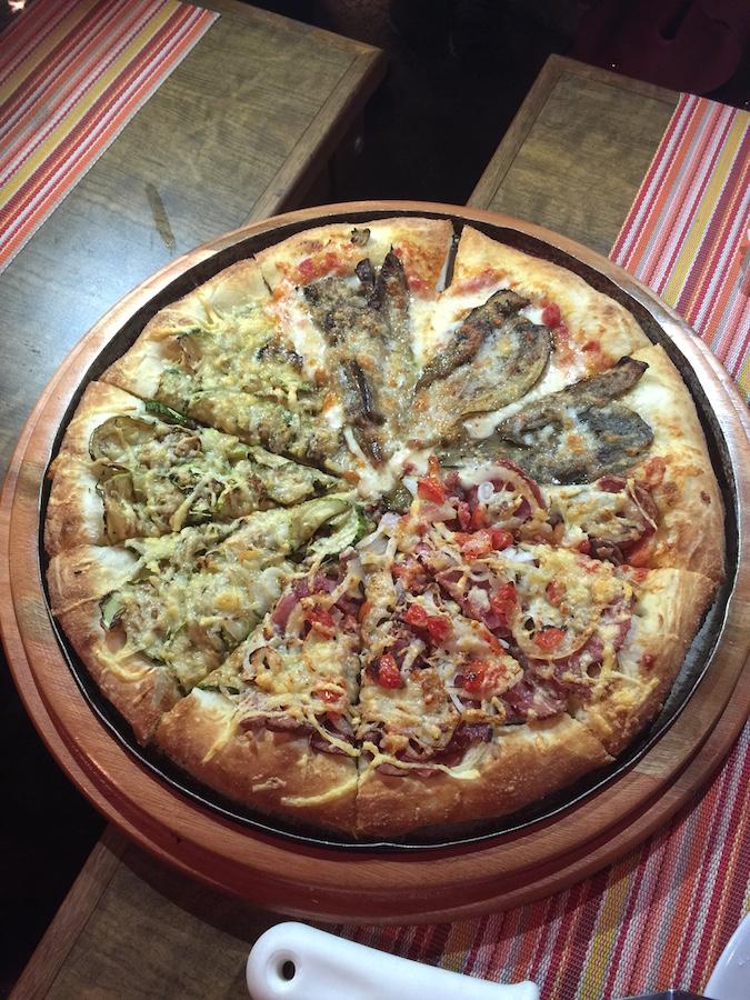 Dom Gallo tem Pizza Gourmet na Vila Romana em Sp