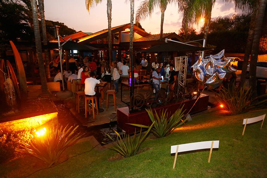 SeoRosa oferece lounge exclusivo na Laroc Club em Campinas