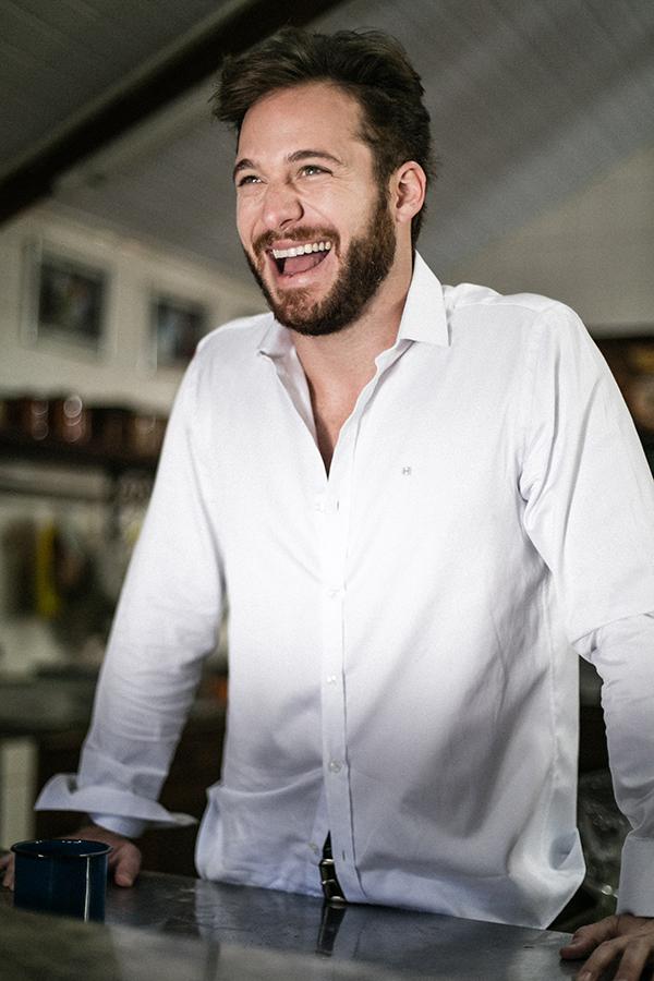 Entrevistamos o chef Dalton Rangel que acaba de lançar site novo