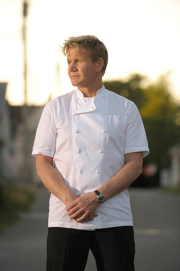 Gordon Ramsay volta com a sétima temporada de Kitchen Nightmares