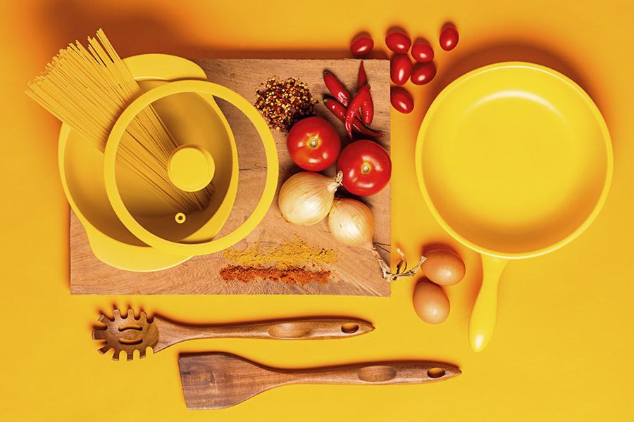 Design na Cozinha, um Casamento Duradouro