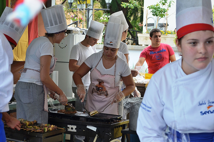 SENAC realiza Feira Gastronômica com Alunos em Dezembro
