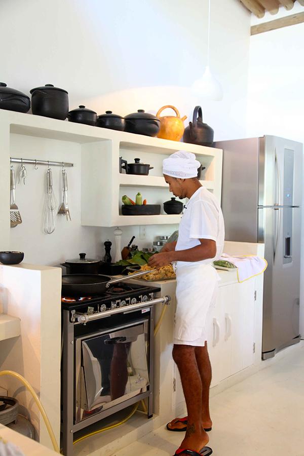 UXUA lança cardápio de opções vegetarianas e orgânicas para seus hóspedes